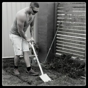 You could really do this yourself, but husbands like to feel useful ;-)
