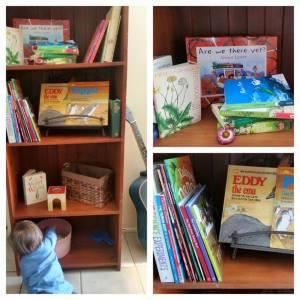 My Little Beastie got her own shelf too